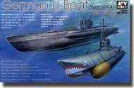 AFV Club  1/350 German U-Boat Type VII/C41 AFVSE73504