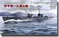 AFV Club  1/350 Japanese Navy I-19 Submarine AFVSE73506