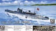AFV Club  1/350 JAPANESE NAVY SUBMARINE I-27 W/A-TARGET AFVSE73514