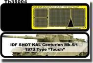 AFV Club  1/35 IDF Shot KAL Centurion Mk.V/I 1973 Type Etching - New AFVTH35004