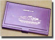AFV Club   N/A Business Card Box: Leopard II A5 AFV02008
