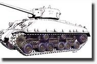 AFV Club  1/35 M4A3E8 HVSS Wheels & Suspension AFV35030