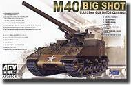 AFV Club  1/35 M40 Self-Propelled Gun AFV35031
