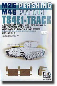 AFV Club  1/35 T84E-1 Track Links AFV35037