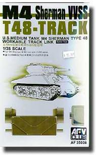 AFV Club  1/35 M4 Sherman VVSS T48 Track AFV35038