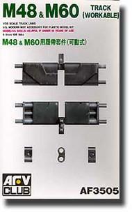 AFV Club  1/35 M48/M60 Track Links AFV35005