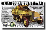 AFV Club  1/35 Sd.Kfz.251/9 Ausf.D Kanonenwagen AFV35068