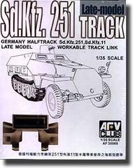 AFV Club  1/35 Sd. Kfz. 251 Track (Late) AFV35069