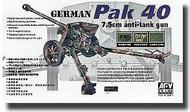 AFV Club  1/35 German PaK 40 7.5cm Gun AFV35071