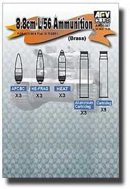 8.8cm L/56 Ammunition #AFV35087