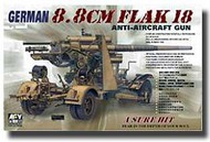 AFV Club  1/35 88mm Gun Flak 18 AFV35088