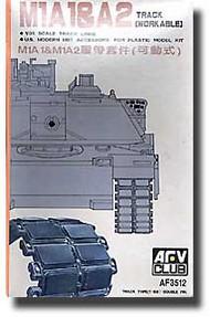 M1A & M1A2 Abrams MBT Tracks #AFV35012