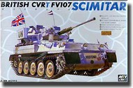 AFV Club  1/35 British Chevrolet FV107 Scimitar AFV35013
