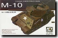 AFV Club  1/35 M10 Tank Destroyer 'Pistol Packin' Mama' AFV35024