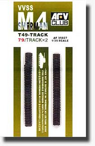 AFV Club  1/35 M4 T49 Track AFV35027