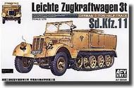Leichte Zugkraftwagen 3t Sd.Kfz.11 #AFV35040