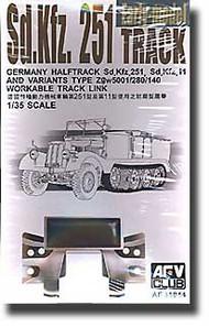 AFV Club  1/35 Sd.Kfz.11 Track (Workable) AFV35044