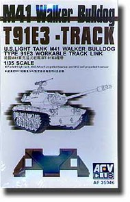AFV Club  1/35 M41 Track (Workable) AFV35046
