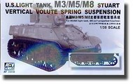 AFV Club  1/35 Vertical Volute Spring Suspension AFV35056