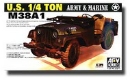 USA Army M38A1C 1/4t 4x4 Jeep #AFV35S17