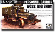 USA WC63 1 1/2 ton Personnal Truck #AFV35S18