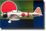 AFV Club  1/72 Mitsubishi Navy Type 0 Carrier Fighter AFV72001