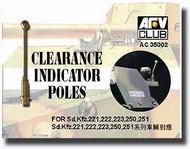AFV Club  1/35 Clearance indicator poles AFVAC35002