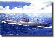 AFV Club  1/350 German U-Boat XXI submarine AFVSE73501