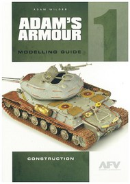 AFV Publishing   N/A Adam's Armour Modeling Guide AFV1384