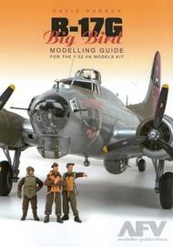 AFV Publishing   B-17G Big Bird Modelling Guide Book ALL18622