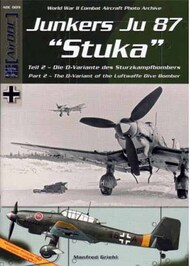 AirDoc   N/A Collection - Ju 87 Stuka Part 2: the D Variant ADCC009