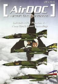 AirDoc  1/32 Luftwaffe RF-4E Phantom  - Norm 83 A/B ADCM32002
