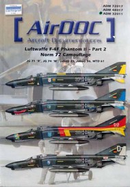 Luftwaffe F-4F Phantom Part 2 #ADCM32011