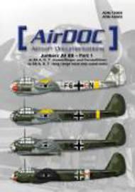 AirDoc  1/48 Ju.88 Pt 1: Long-Range Recce & Co ADCM48009