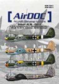 AirDoc  1/48 Ju.88 Pt 3: KG 51,KG 54,LG 1,FF ADCM48011