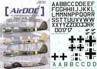 AirDoc  1/48 Junkers Ju.88A Part 3. (15) ADM48011
