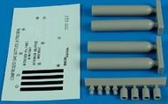 Aerobonus  1/32 Compressed Nitrogen Gas Bottles ABN320023