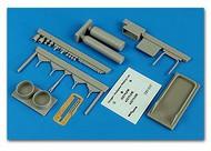Aerobonus  1/32 Oxygen/Acetylene Welding Cart w/Steel-Type Wheels & Photo-Etch ABN320037