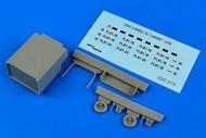 Aerobonus  1/32 USAF Late 2-Wheel Tilt Cabinet ABN320075