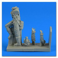 AeroBonus by Aires  1/32 WWII RAF Fighter Pilot ABN320095