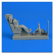 AeroBonus by Aires  1/32 USN F8 Fighter Pilot w/Ejection Seat ABN320096
