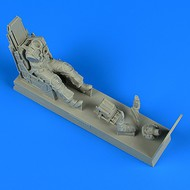 AeroBonus by Aires  1/32 USN A-7E Corsair II Late Version Pilot w/Ejection Seat SJU8/A for TSM ABN320107