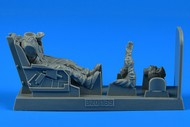 AeroBonus by Aires  1/32 USAF F-86 Sabre Fighter Pilot w/Ejection Seat for KIN, HSG, ITA ABN320139