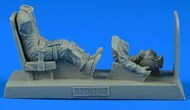 AeroBonus by Aires  1/32 USAF O2 Pilot w/Seat for KIN, HSG & ITA ABN320142