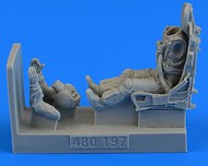 AeroBonus by Aires  1/48 USAF F100C/D Fighter Pilot w/Ejection Seat ABN480197