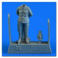 AeroBonus by Aires  1/48 WWI German Pilot #1 ABN480212