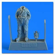 AeroBonus by Aires  1/48 WWI German Pilot #2 ABN480213