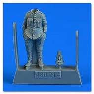 AeroBonus by Aires  1/48 WWI German Pilot #3 ABN480214