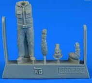 AeroBonus by Aires  1/32 WWII USAAF Pilot ABN480224