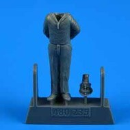 AeroBonus by Aires  1/48 WWII German Submarine Type VIIC Kriegsmarine Ceremony Sailor #7 ABN480235